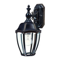 Dolan Designs Roseville 1 Light Exterior Wall Lantern in Antique Bronze 951-20