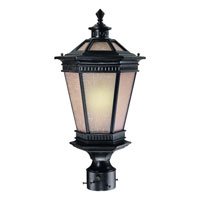 Dolan Designs Vintage 1 Light Exterior Post Lantern in Winchester 9797-68 photo thumbnail