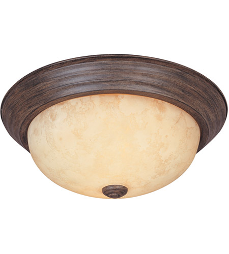 Designers fountain 1257s wm am decorative 2 light 11 inch warm designers fountain 1257s wm am decorative 2 light 11 inch warm mahogany flushmount ceiling light in amber aloadofball Image collections