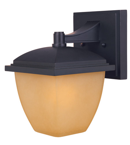 Designers Fountain Kensington 1 Light Outdoor Wall Lantern in Oil Rubbed Bronze 21421-ORB photo