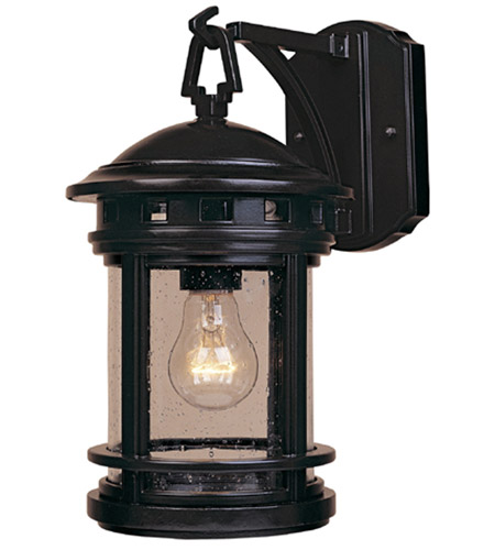 Designers Fountain Sedona 1 Light Outdoor Wall Lantern in Oil Rubbed Bronze 2371-ORB photo