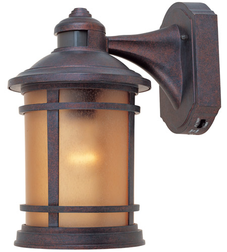 Designers Fountain 2371md Mp Sedona 1 Light 12 Inch Mediterranean Patina Outdoor Wall Lantern