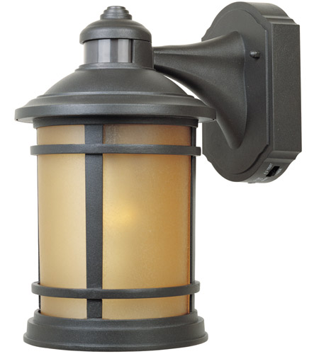 Designers Fountain Sedona 1 Light Motion Detectors/Security in Oil Rubbed Bronze 2371MD-ORB photo