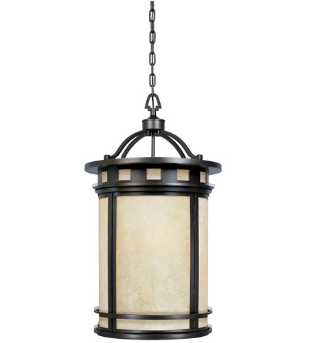 Designers Fountain Sedona 3 Light Hall & Foyer in Oil Rubbed Bronze 23853-AM-ORB photo