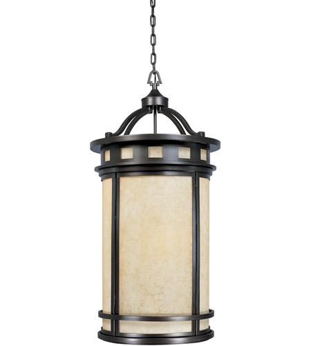 Designers Fountain 23854-AM-ORB Sedona 4 Light 22 inch Oil Rubbed Bronze Outdoor Foyer photo