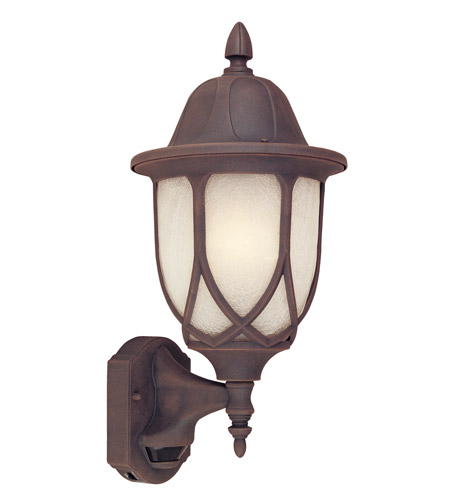 Designers Fountain 2867MD-AG Capella 1 Light 16 inch Autumn Gold Outdoor Wall Lantern photo