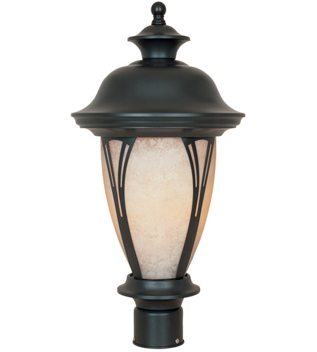 Designers Fountain Westchester 3 Light Post Lantern in Bronze 30536-AM-BZ photo