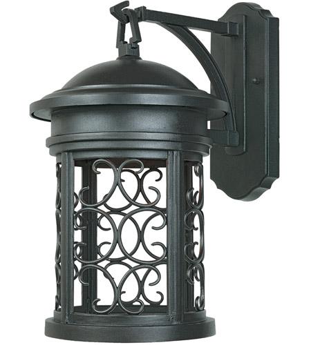 Designers Fountain 31121 Orb Ellington 1 Light 16 Inch Oil Rubbed Bronze Wall Lantern