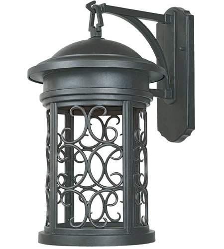 Designers Fountain 31131-ORB Ellington 1 Light 20 inch Oil Rubbed Bronze Outdoor Wall Lantern photo