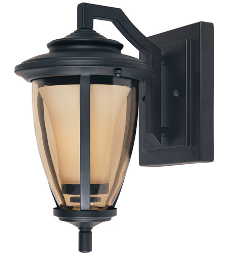 Designers Fountain Stockholm 1 Light Outdoor Wall Lantern in Oil Rubbed Bronze 31731-ORB photo
