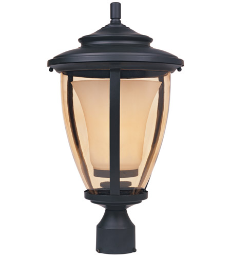 Designers Fountain Stockholm 1 Light Post Lantern in Oil Rubbed Bronze 31736-ORB photo