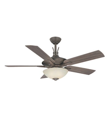 Designers Fountain Sky Ridge 3 Light Ceiling Fan in Dark Walnut 52SR3L5-DW photo