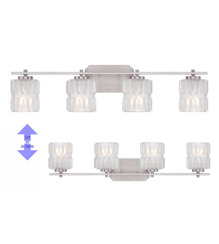 Designers Fountain 67604-SP Valeta 4 Light 32 inch Satin Platinum Bath Bar Wall Light 67604-SP_ALT.jpg