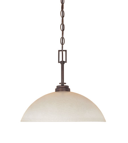 Designers Fountain Harlow 1 Light Pendant in Tuscana 81632-TU photo