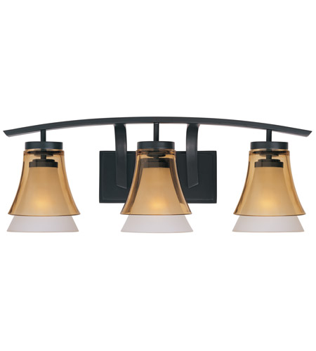 Bathroom Vanity Lights In Bronze designers fountain majorca 3 light bath vanity in oil rubbed