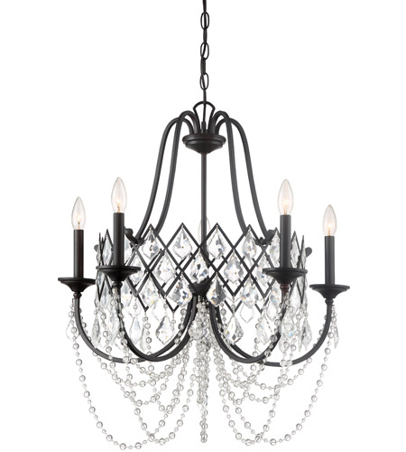 Designers Fountain Vintage Bronze Chandeliers