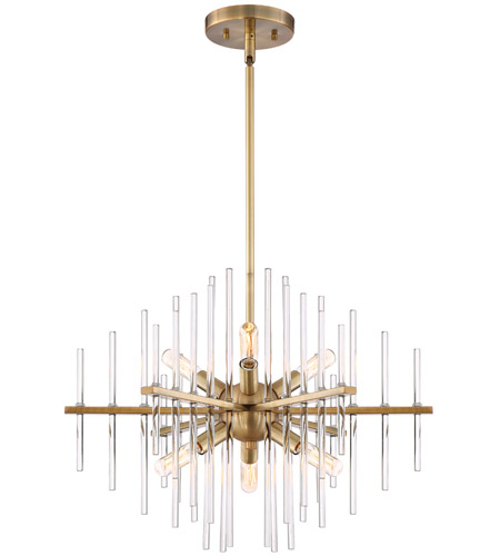 Designers fountain 90486 bab reeve 6 light 20 inch burnished antique designers fountain 90486 bab reeve 6 light 20 inch burnished antique brass chandelier ceiling light mozeypictures Gallery