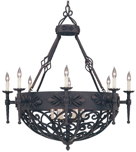 Designers fountain 9189 ni alhambra 14 light 41 inch natural iron designers fountain 9189 ni alhambra 14 light 41 inch natural iron chandelier ceiling light aloadofball Choice Image