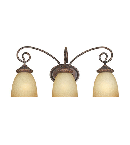 Designers Fountain Belaire 3 Light Bath Bar in Aged Umber Bronze 99303-AUB photo