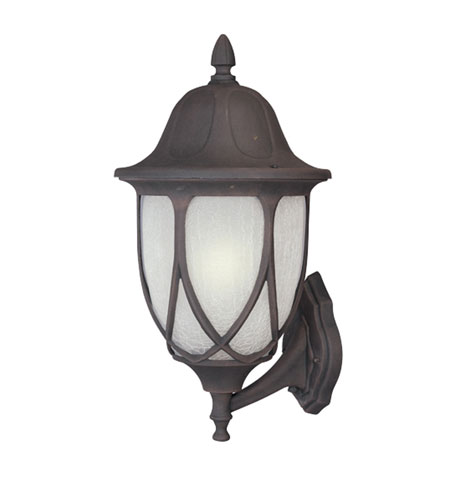 Designers Fountain Capella 1 Light Outdoor Wall Lantern in Autumn Gold ES2869-AG photo