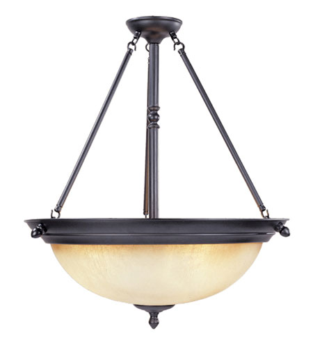 Designers Fountain Apollo 1 Light Pendant in Oil Rubbed Bronze ES94031-ORB photo
