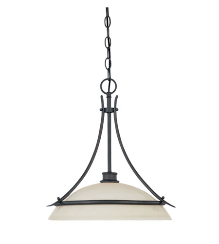 Designers Fountain Montego 1 Light Pendant in Oil Rubbed Bronze ES96932-ORB photo