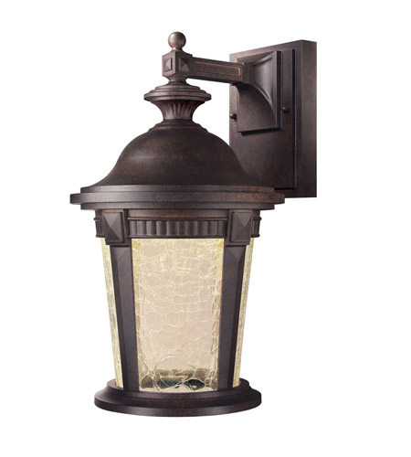 Designers Fountain LED21731-MBZ Whitmore LED 16 inch Mystic Bronze Outdoor Wall Lantern