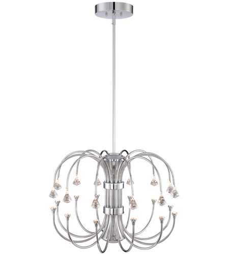 Designers fountain led859812 ch galaxy led 24 inch chrome chandelier designers fountain led859812 ch galaxy led 24 inch chrome chandelier ceiling light photo aloadofball Choice Image