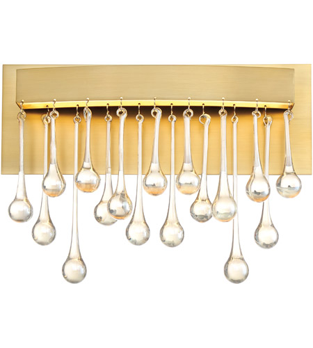 Designers Fountain LED88100-LXG Lucienne LED 14 inch Luxor Gold Wall Sconce Wall Light photo  sc 1 st  Designers Fountain Lighting Lights & Designers Fountain LED88100-LXG Lucienne LED 14 inch Luxor Gold ... azcodes.com