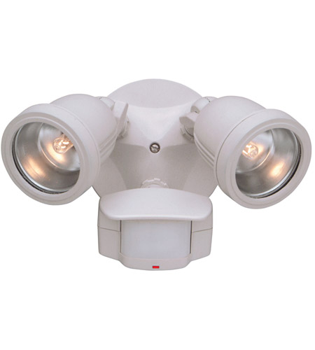 Designers Fountain PH218S-06 Signature White Outdoor Motion Detector photo