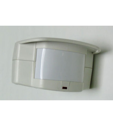Designers Fountain Outdoor Accessory 0 Light Motion Detector in White PS180-06 photo