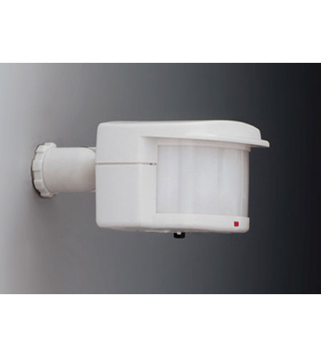 Designers Fountain Outdoor Accessory 0 Light Motion Detector in White PS240-06 photo
