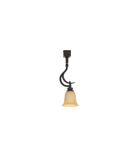 Designers Fountain Montego 1 Light Track Head Only in Oil Rubbed Bronze TKH969-ORB photo