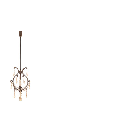 Designers Fountain TKX-VBR Bollo Venetian Bronze Track Only Ceiling Light photo