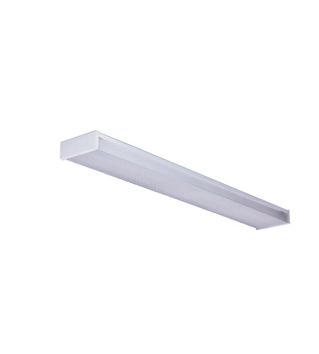 Designers Fountain Wraparound Fluorescent 2 Light Flushmount in White WA232120MPF
