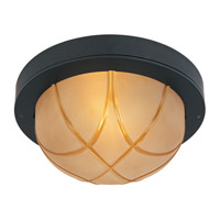 Designers Fountain Allegro 2 Light Flushmount in Oil Rubbed Bronze 1258L-ORB