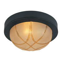 Designers Fountain Allegro 1 Light Flushmount in Oil Rubbed Bronze 1258S-ORB photo thumbnail