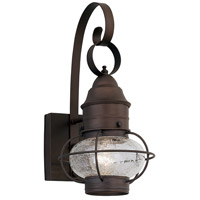 Designers Fountain Nantucket 1 Light Outdoor Wall Lantern in Rustique 1761-RT