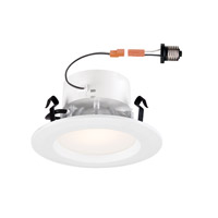 Designers Fountain LED Recessed Downlight in White 1F4WHWH-2C40