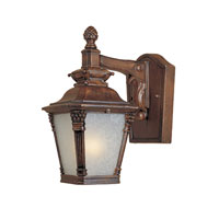 Designers Fountain Lancaster 1 Light Outdoor Wall Lantern in Aged Venetian Walnut 20701-AVW photo thumbnail