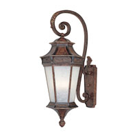 Designers Fountain Grand Court 4 Light Outdoor Wall Lantern in English Burl 20831-EL
