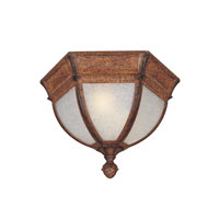 Designers Fountain Grand Court 2 Light Outdoor Flushmount in English Burl 20835-EL photo thumbnail