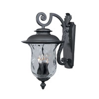 Designers Fountain Willow Creek 4 Light Outdoor Wall Lantern in Oil Rubbed Bronze 2291-ORB thumb