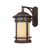 Designers Fountain Sedona 4 Light Outdoor Wall Lantern in Mediterranean Patina 2301-AM-MP