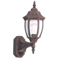 Designers Fountain Tiverton 1 Light Motion Detectors/Security in Autumn Gold 2420MD-AG