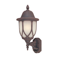 Capella 1 Light 20 inch Autumn Gold Outdoor Wall Lantern