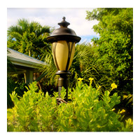 Westchester 3 Light 21 inch Bronze Outdoor Post Lantern