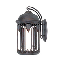 Designers Fountain Barrington 1 Light Outdoor Wall Lantern (Dark Sky) in Old Bronze 31031-OB