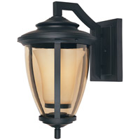 Designers Fountain Stockholm 1 Light Outdoor Wall Lantern in Oil Rubbed Bronze 31721-ORB