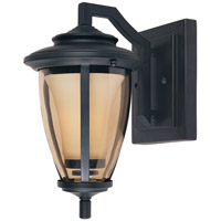 Designers Fountain Stockholm 1 Light Outdoor Wall Lantern in Oil Rubbed Bronze 31731-ORB
